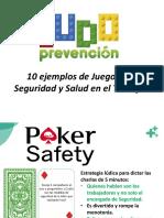 Juegos de Seguridad y Salud en El Trabajo