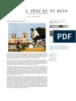 El Perú en mi auto_ Zaña_ un lugar con historia