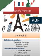 La Culture Française