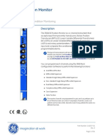 3500-45 Position Monitor  Datasheet - 141537
