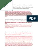 JURISPRUDENCIA REGISTRAL TRABAJO 2