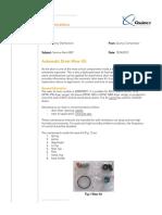 SERVICE ALERT #387 Automatic Drain Wear Kit