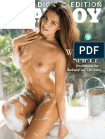 Playboy Germany - Special Digital Edition - Wet Dreams - 2018
