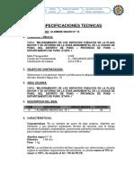TDR Alambre 08 y 06