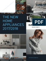 The new home appliance 2017-2018 Grundig