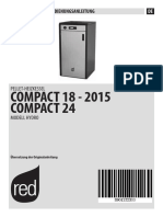 Red Compact 18 Pelletsheizung