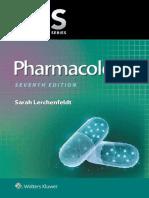 (Eğitim Tanrısı) Sarah Lerchenfeldt, Gary Rosenfeld - BRS Pharmacology-LWW (2019).pdf