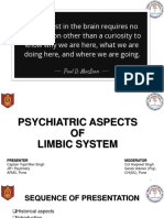 Psychiatric aspects of Limbic system_Captain Yujal Man Singh.pptx