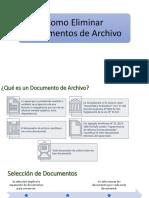 Como Eliminar Documentos de Archivo