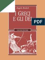 Angelo Brelich - I Greci e gli dei [1985].pdf