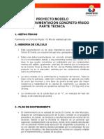 Proyecto Modelo Vialidad Concreto2