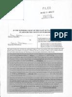13-3-03115-1 Ryan John Hydorn v. Jamie Briet Thornberry