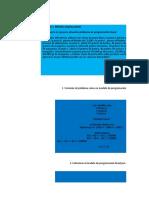 Tarea 1. Métodos simplex primal y simplex dual