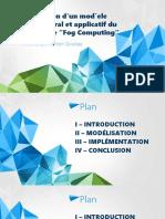Vers un modèle sécurisé et extensible pour le Fog Computing by Aymen goubaa