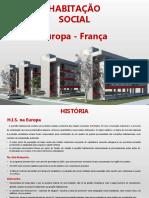 Habitação Social na França