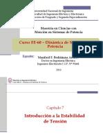EE60 - Clase 14A - Estabilidad de Tensión - Bifurcaciones 2019-II.pdf