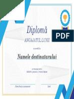 Diplomă angajatul lunii.docx