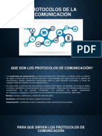 Protocolos de La Comunicacion