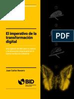 El Imperativo de La Transformación Digital Una Agenda Del BID Para La Ciencia y La Innovación Empresarial en La Nueva Revolución Industrial