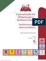 Multiletramento e material didatico