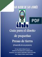 GUÍA PARA EL DISEÑO DE PEQUEÑA PRESA DE TIERRA.pdf