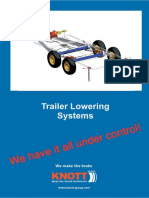 Knott - Trailer Lowering Systems