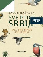 Laguna Sve Ptice Srbije All the Birds of Serbia