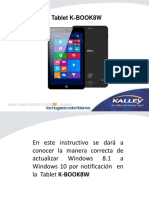 Tablet_K-BOOK8W