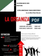 LA ORGANIZACION EXPOSICION PRIMERA PARTE.pdf