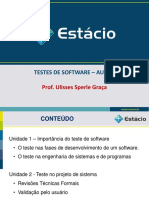APOSTILA TESTE DE SOFWARE