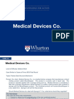 [Deal Structure] Medical Devices Co (3)