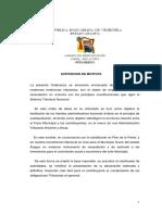 ORDENANZA DE ACTIVIDADES ECONOMICAS