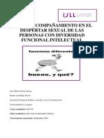 GUIA DE ACOMPANAMIENTO EN EL DESPERTAR SEXUAL DE LAS PERSONAS CON DIVERSIDAD FUNCIONAL INTELECTUAL