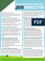BCC December Newsletter
