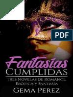 Fantasias cumplidas - Gema Perez