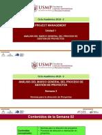USMP FCARH-DA S2 Project Management