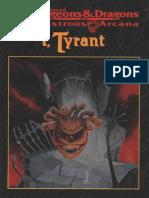 Monstrous Arcana - I, Tyrant.pdf