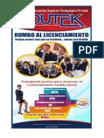 ESQUEMA BÁSICO DEL PROYECTO DE INVESTIGACION