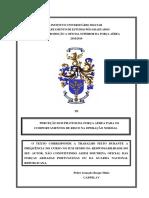 PERCEÇÃO DOS PILOTOS DA FORÇA AÉREA p os comportamentos de risco