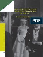 (Italian and Italian American Studies) Bini, Andrea - Male Anxiety and Psychopathology in Film _ Comedy Italian Style-Palgrave Macmillan (2015)