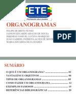 ORGANOGRAMAS - PDF