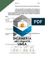Ejercicio mec231