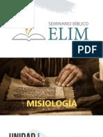 Misiologia - Lec01 ok