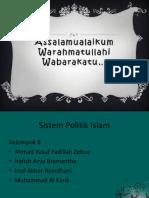 ppt sistem politik islam