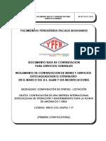 DRCO-CCL-GGPQ-1-17 DBC CONTRATACIÓN DE UNA EMPRESA INTERNACIONAL ESPECIALIZADA EN OPERACIÓN Y MANTENIMIENTO PARA LA PLANTA DE AMONIACO Y UREA.docx