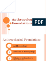 Anthropological-Foundations
