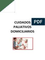CUIDADOS PALIATIVOS DOMICILIARIOS