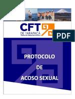 protocolo de acoso, CFT