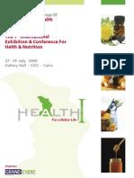 Health Event Brochure