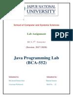 JavaLabManual